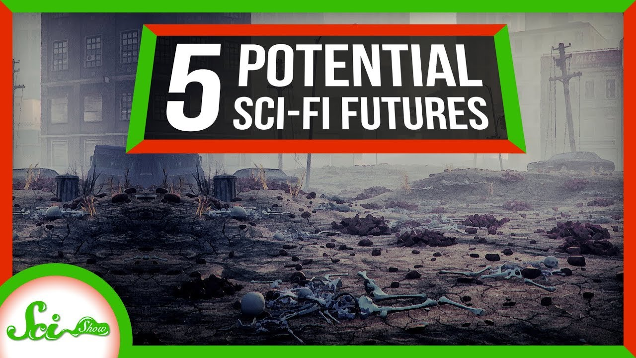Download 5 Sci-Fi Futures We Actually Have to Worry About
