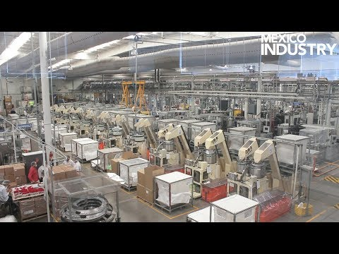 MADE IN MEXICO | QRO | PLASTEK  | JULIO 2018