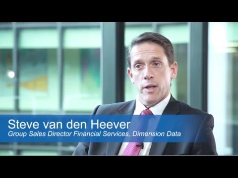 Interview NTT in Financial Services