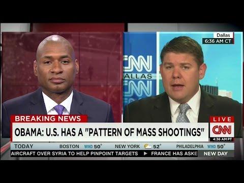 Shooting Rampage Reignites Gun Control Debate - Ben Ferguson