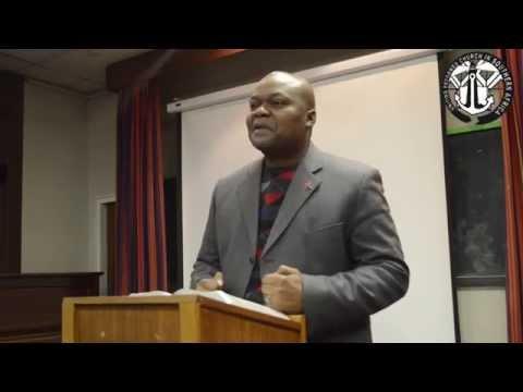Story of Mothamaha in Robben Island   NTS URCSA