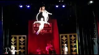 20er Vintage aerial hoop Akrobatik Duo - presented by Sugar Office