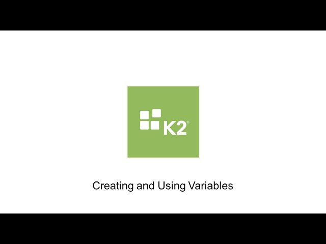 How-To: Package and Deployment - Creating and Using Variables