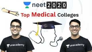 Top Medical Colleges | India | NEET 2020 | Unacademy NEET