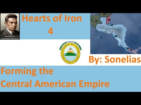 HOI4 - Reforming a Central American State (Empire) - Episode 01 - growing the state