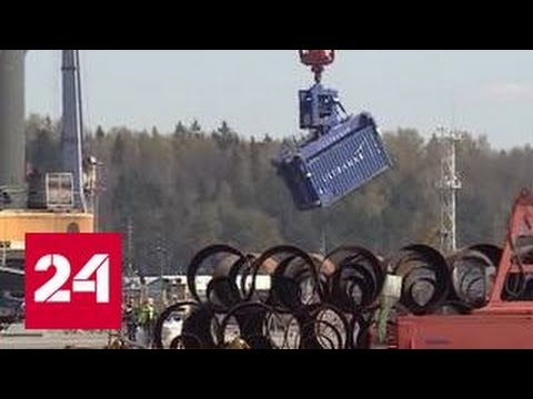Программа 'Транспорт'. Порты Юга России и Балтики. От 25.09.16