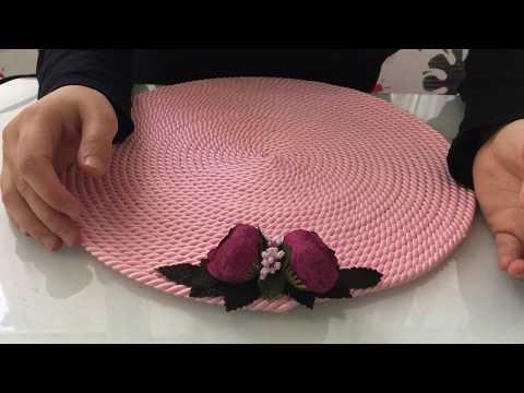 Kordon ip ile Supla Yapımı