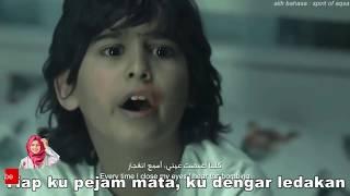 MERINDING!! Lagu Curahan Hati Anak Palestina yang Ingin Menunaikan Ibadah dalam Bulan Rahmadan