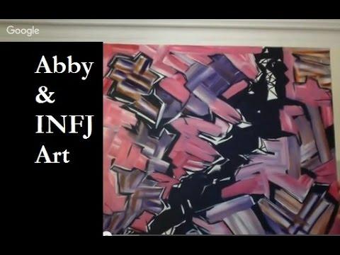 Abby & INFJ Art