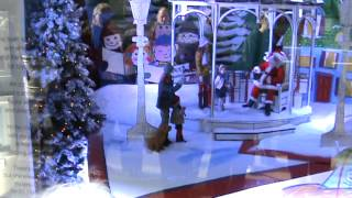 Lord & Taylor Christmas Window Display - New York December 2011