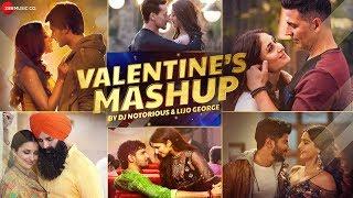 Valentine's Mashup by Dj Notorious & Lijo George