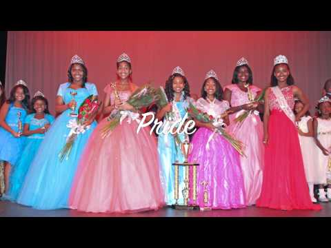 Little Miss African American Scholarship Pageant 2015