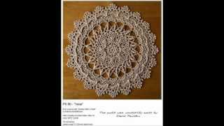Crochet Doilies on Parade by Patricia Kristoffersen
