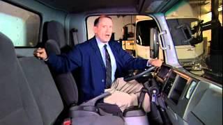 Isuzu DPF System Diesel Particulate Filter - NPR, NQR, NRR Commercial Trucks