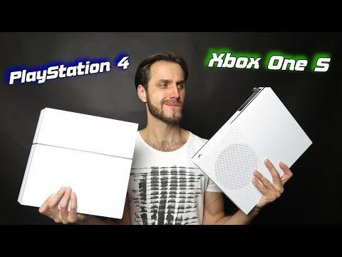 Xbox One S Vs PS4 — Финальная Битва