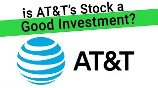 AT&T Stock - is AT&T's Stock a Good Buy Today - $T - Buy AT&T?