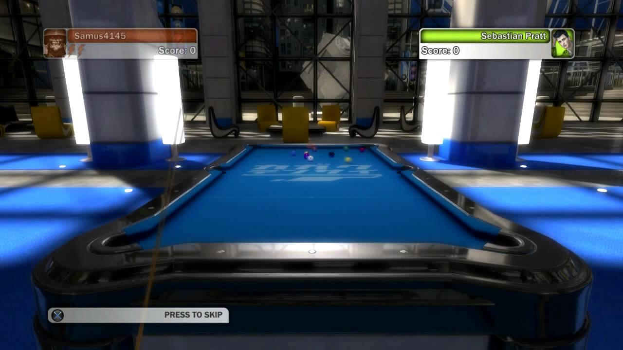 First Play: Pool Nation