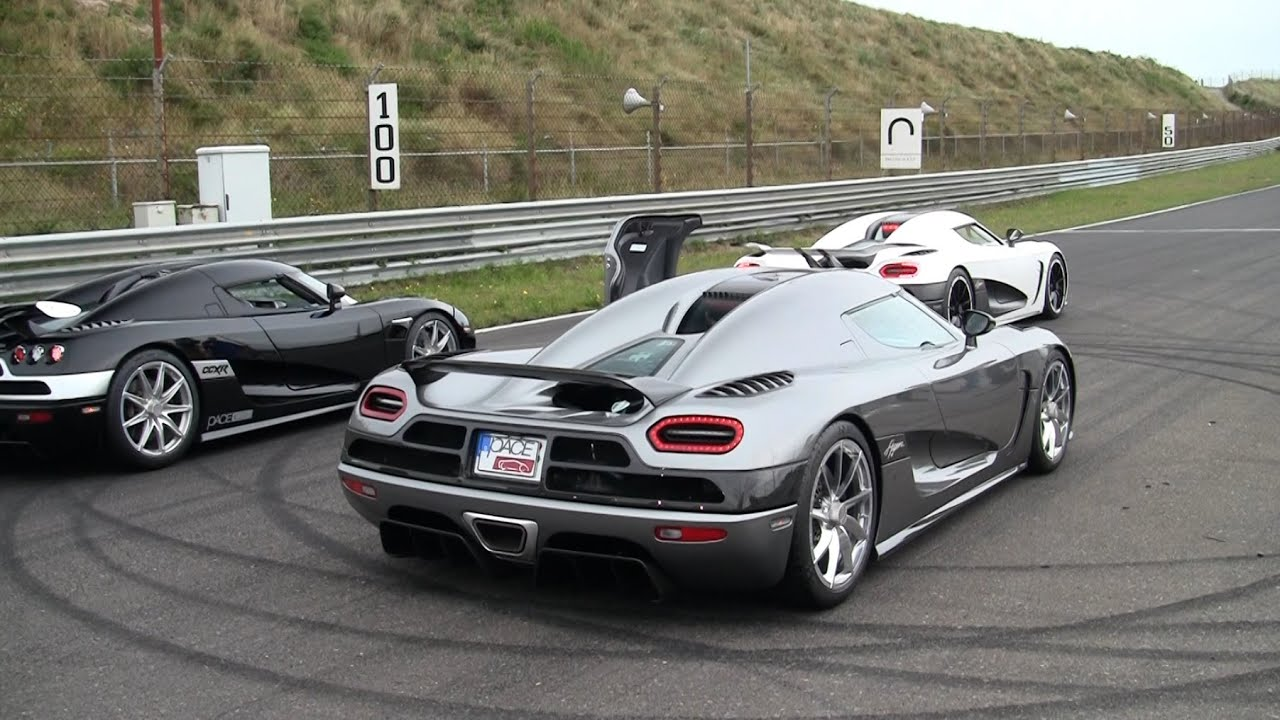 Koenigsegg Ccxr Trevita >> Koenigsegg Madness! 2x Agera R, 2x CCXR, 4x Carrera GT ...