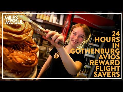 24 Hours In Gothenburg using Avios Reward Flight Savers on British Airways - Miles Mogul