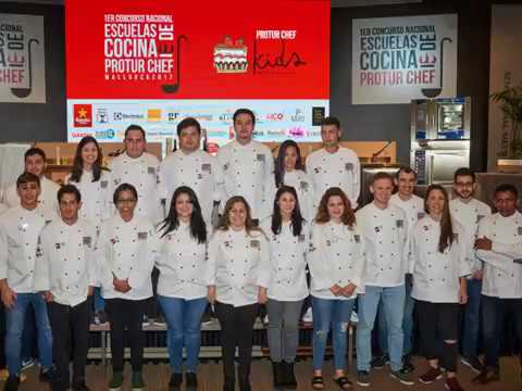 Protur chef concurso nacional escuela de cocina protur for Escuela de cocina mallorca