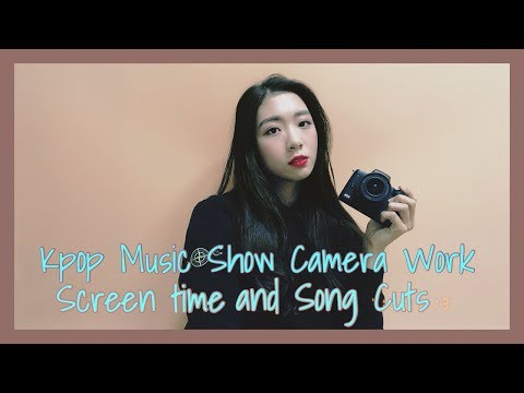 KPOP MUSIC SHOW Camera Work, Screen Time, And Song Cuts | IDOL INSIDER 🔍