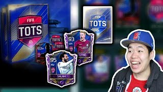 Back on Fifa Mobile 18 for TOTS - Epic Master TOTS Player Pulled