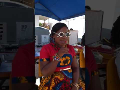Free eye screening and cancer education at BlueCrest college in Accra(1)