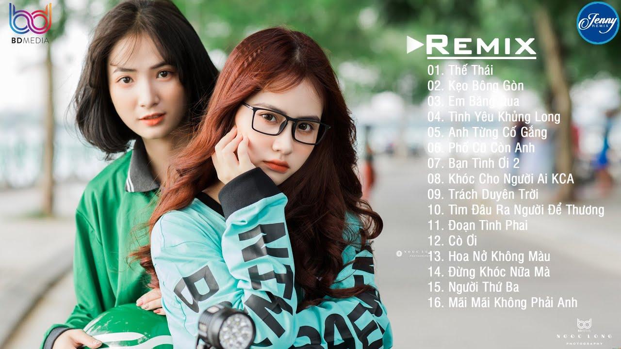 """Download NHẠC TRẺ REMIX 2020 HAY NHẤT HIỆN NAY - EDM Tik Tok JENNY REMIX - Lk Nhạc Trẻ Remix 2020 """"Cực Phiêu"""