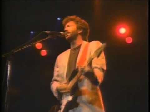 Eric Clapton - I Shot The Sheriff (1985) HQ