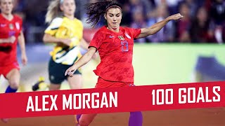 Alex Morgan | 100 International Goals