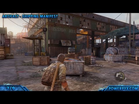 The Last Of Us - Chapter 1 & 2 - All Collectible Locations (Artifacts, Pendants, Manuals, Comics)