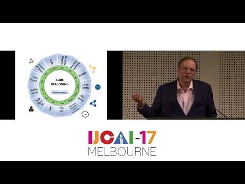 Swift Logic for Big Data and Knowledge Graphs - Georg Gottlob - IJCAI17 Invited Talk (HD)
