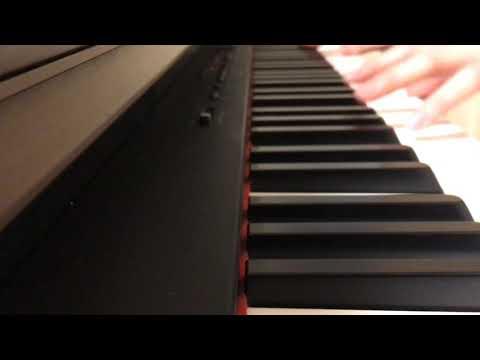 「紺青の拳」主題歌,登坂広臣「BLUE SAPPHIRE」ピアノ