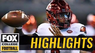 Louisville Vs Purdue | Highlights | Fox College Football