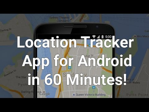 A comprehensive beginner's guide to android geolocation tracking.