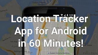 Create a GPS Location Tracker …