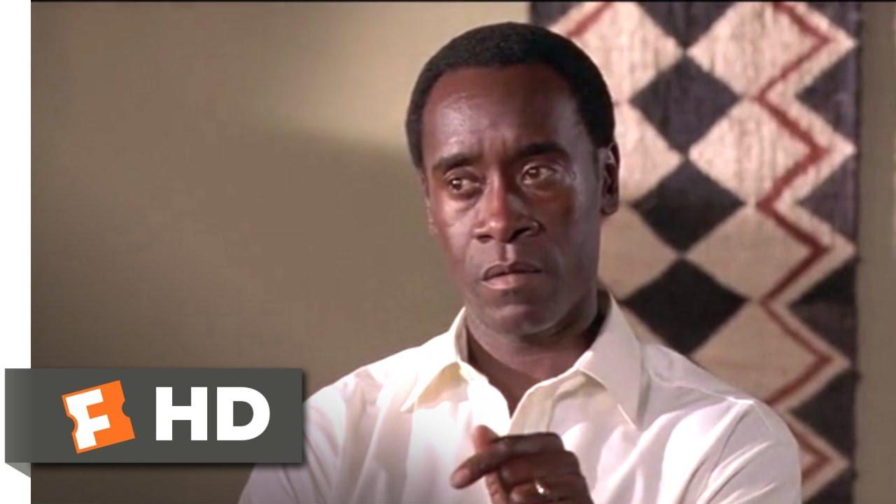 Download Hotel Rwanda (2004) - There Will Be No Rescue Scene (9/13) | Movieclips
