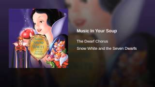 Play Music In Your Soup