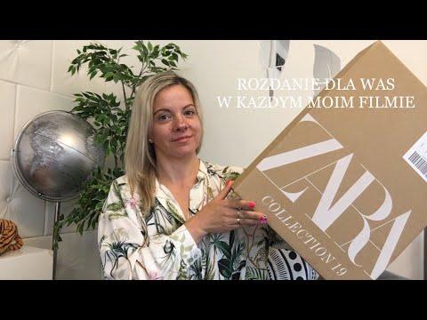 MEGA MIERZYMY ZARA HAUL UNBOXING | ROZDANIE