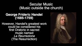 Baroque Music Overview