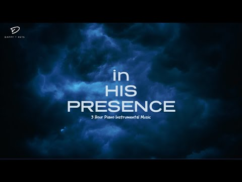 Time With Holy Spirit: 3 Hour Prayer Time Music | In His Presence | Christian Meditation Music