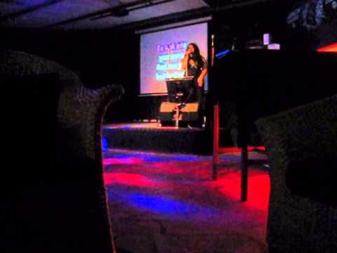 Cover of Hurt - Karaoke at North Nowra - Rachelmareebush