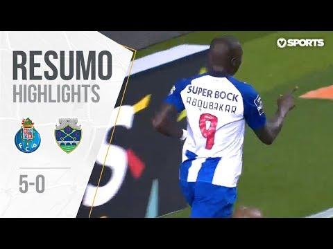 Highlights   Resumo: FC Porto 5-0 D. Chaves (Liga 18/19 #1)