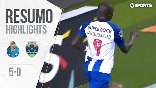 Highlights | Resumo: FC Porto 5-0 D. Chaves (Liga 18/19 #1)