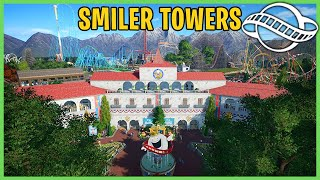 Smiler Towers! Park Spotlight 215: Planet Coaster