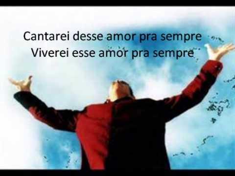 Playback Gospel   Aline Barros e PG   Cantarei desse amor karaoke