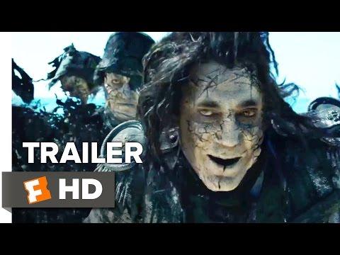 """""""Piraci z Karaibów. Zemsta Salazara"""" [trailer2]"""