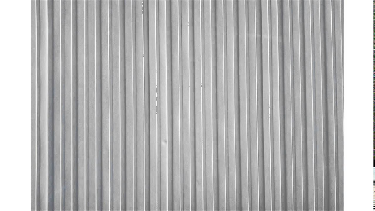 Corrugated Steel Youtube