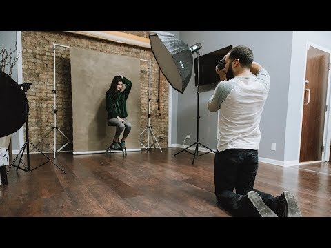 How to Take Great Portraits with Only One Studio Light