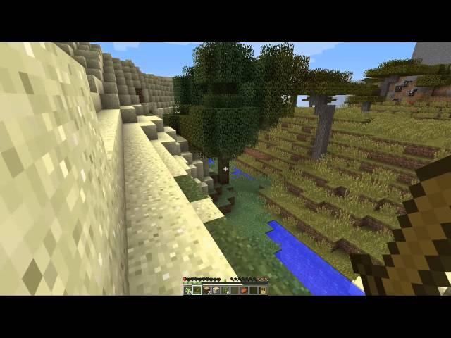 Lets Play Minecraft #2 - Jakte på SAU